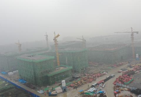 华师大广陵新城分校建得怎么样了?记者探访来了……