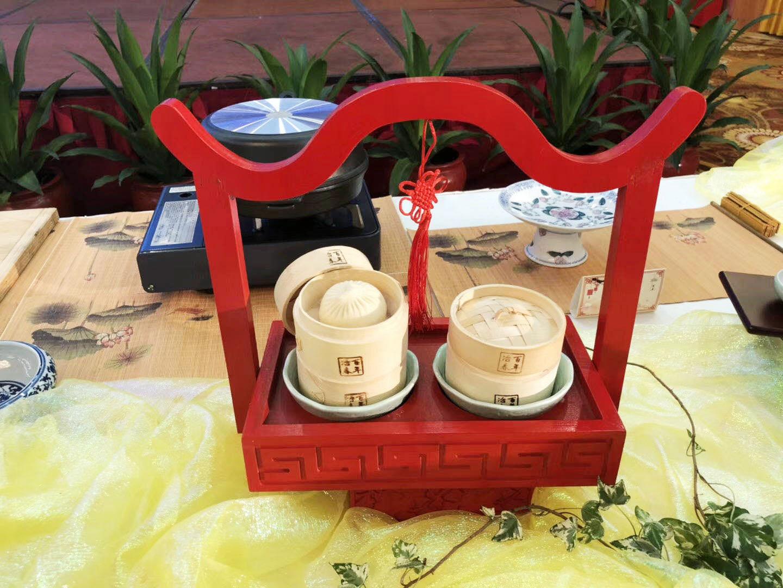 """扬州红楼宴走出""""大观园""""红楼菜点可以拆开吃"""