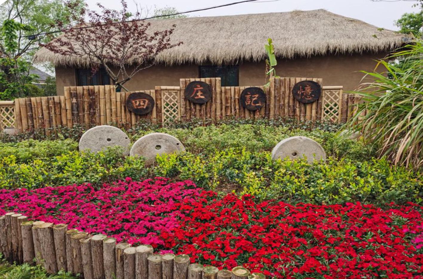 水映稻甜、葡滿黃花 看看這些田園鄉村有啥特色